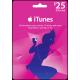 iTunes $25 US Store Voucher