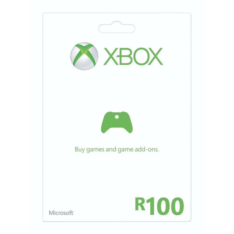 how to use xbox live gift card