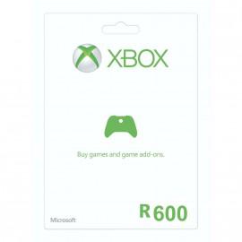 R600 Xbox Gift Card