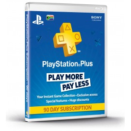 PSN Plus 3 Month Membership