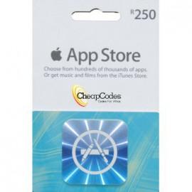 iTunes R250 SA Store Voucher