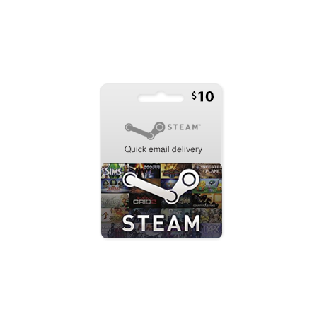 Steam $5 Wallet Code